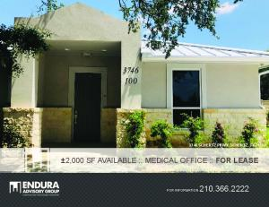 ±2,000 SF AVAILABLE :: MEDICAL OFFICE :: FOR LEASE