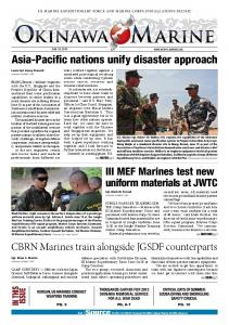 Asia-Pacific nations unify disaster approach
