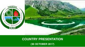 COUNTRY PRESENTATION (30 OCTOBER 2017)