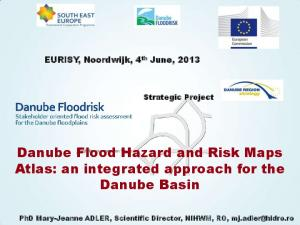 Danube Flood Hazard and Risk Maps Atlas: an integrated approach for the Danube Basin