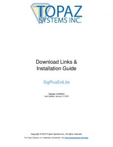 Download Links & Installation Guide