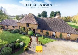 GEORGE S BARN. Wykham Lane Oxfordshire