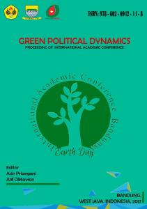 GREEN POLITICAL DYNAMICS PROCEEDING OF INTERNATIONAL ACADEMICS CONFERENCE
