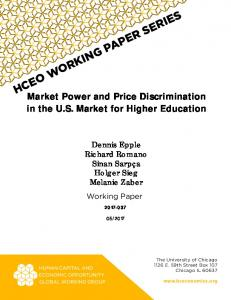 HCEO WORKING PAPER SERIES