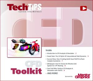 Inside AND MORE! Digital Ebook A Design World Resource. Introduction to CFD Analysis & Simulation 2
