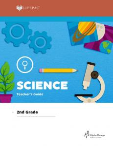 SCIENCE Teacher s Guide. 2nd Grade