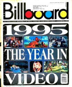 THE INTERNATIONAL NEWSWE KLY OF MUSIC, VIDEO AND HOME ENTERTAINMENT JANUARY 6, 1996