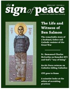 The Life and Witness of Ben Salmon