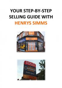 YOUR STEP-BY-STEP SELLING GUIDE WITH HENRYS SIMMS